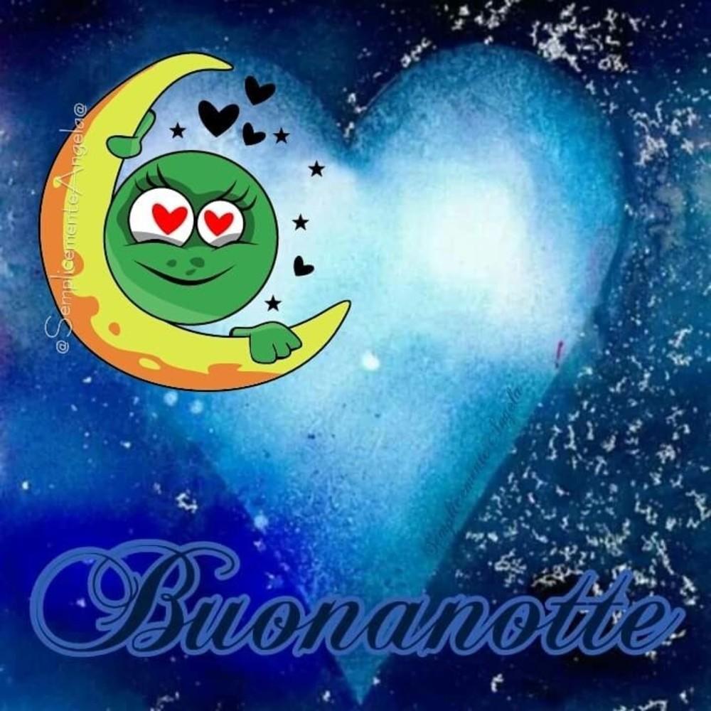 Buonanotte Col Cuore Immagini Fotowhatsapp It