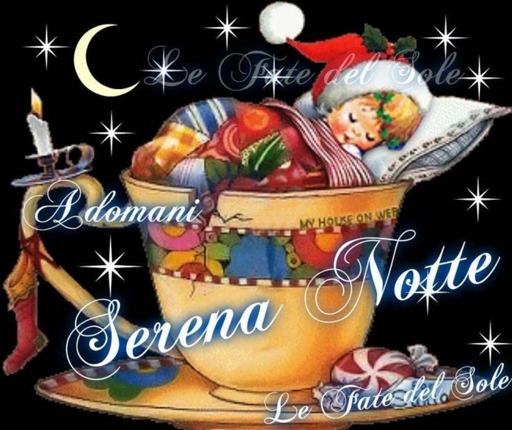 Buonanotte Buon Natale Periodo Di Natale Auguri Di Buona Notte