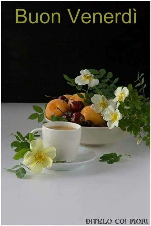 belle buon venerdì dolce colazione immagini (1)