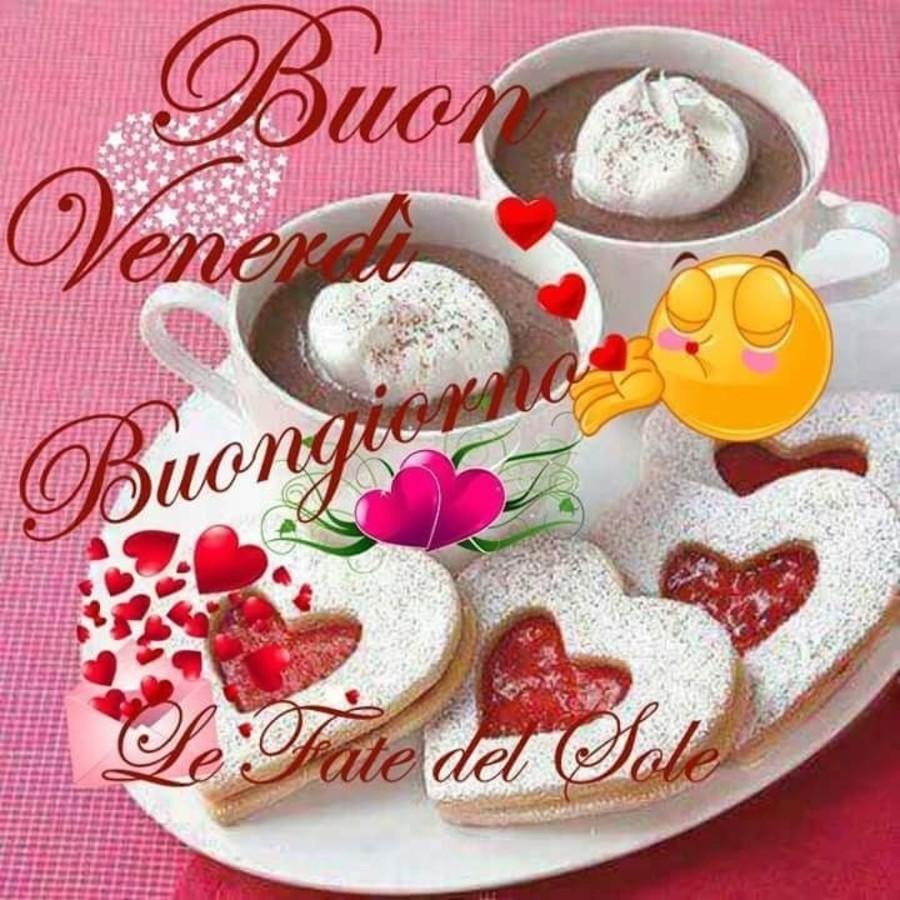 belle buon venerdì dolce colazione immagini (3)