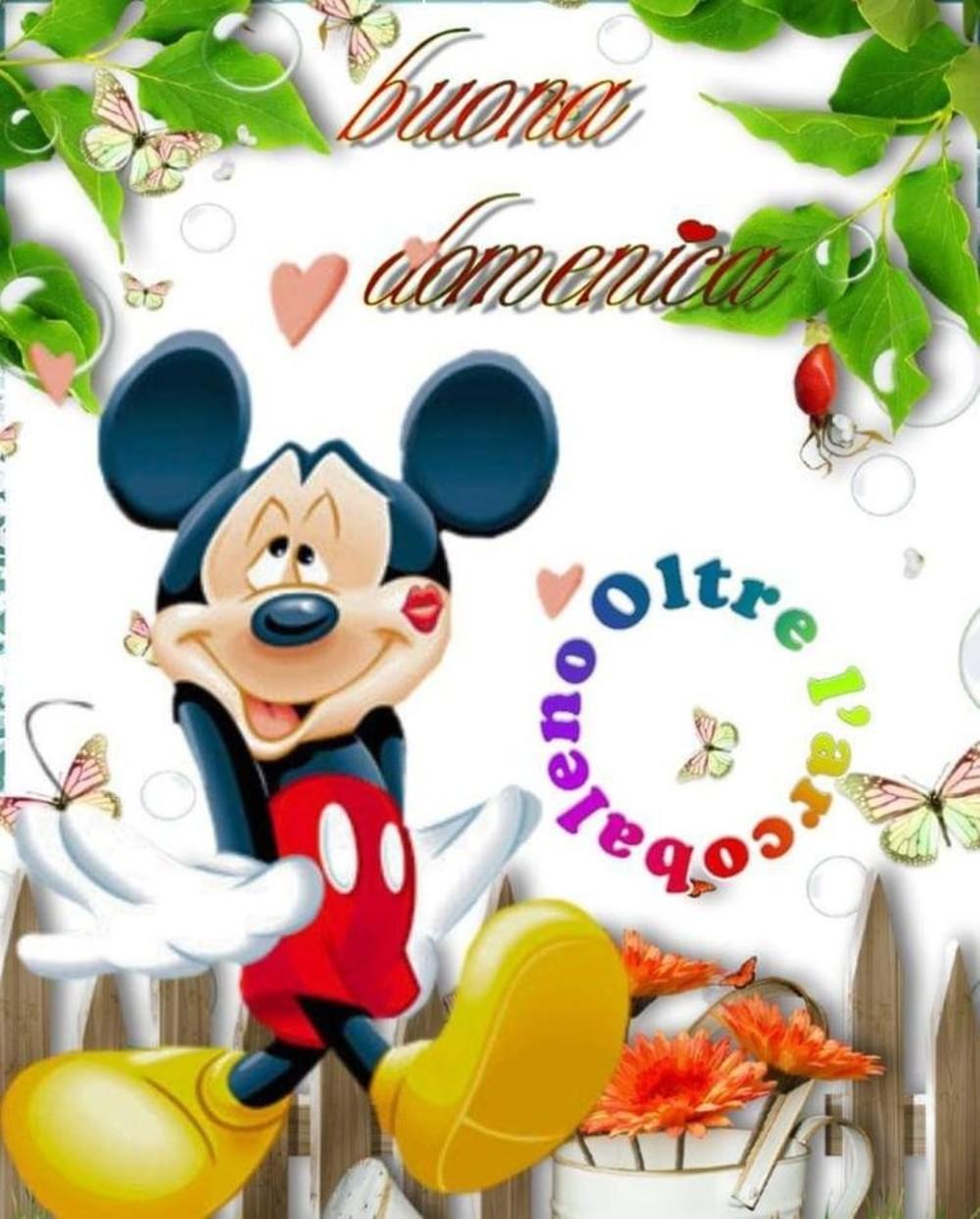 belle immagini Buona Domenica Disney (10)