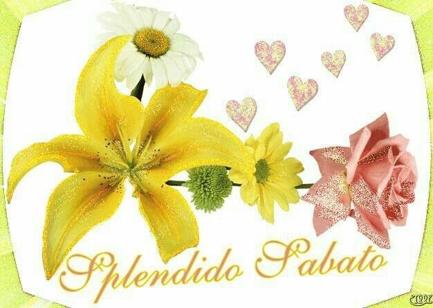 belle immagini buon sabato con i fiori (7)