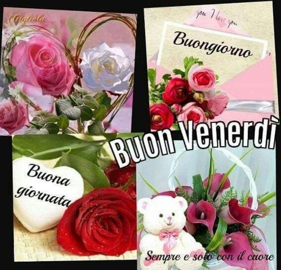 Immagini Buon Venerdi Amici Fotowhatsapp It