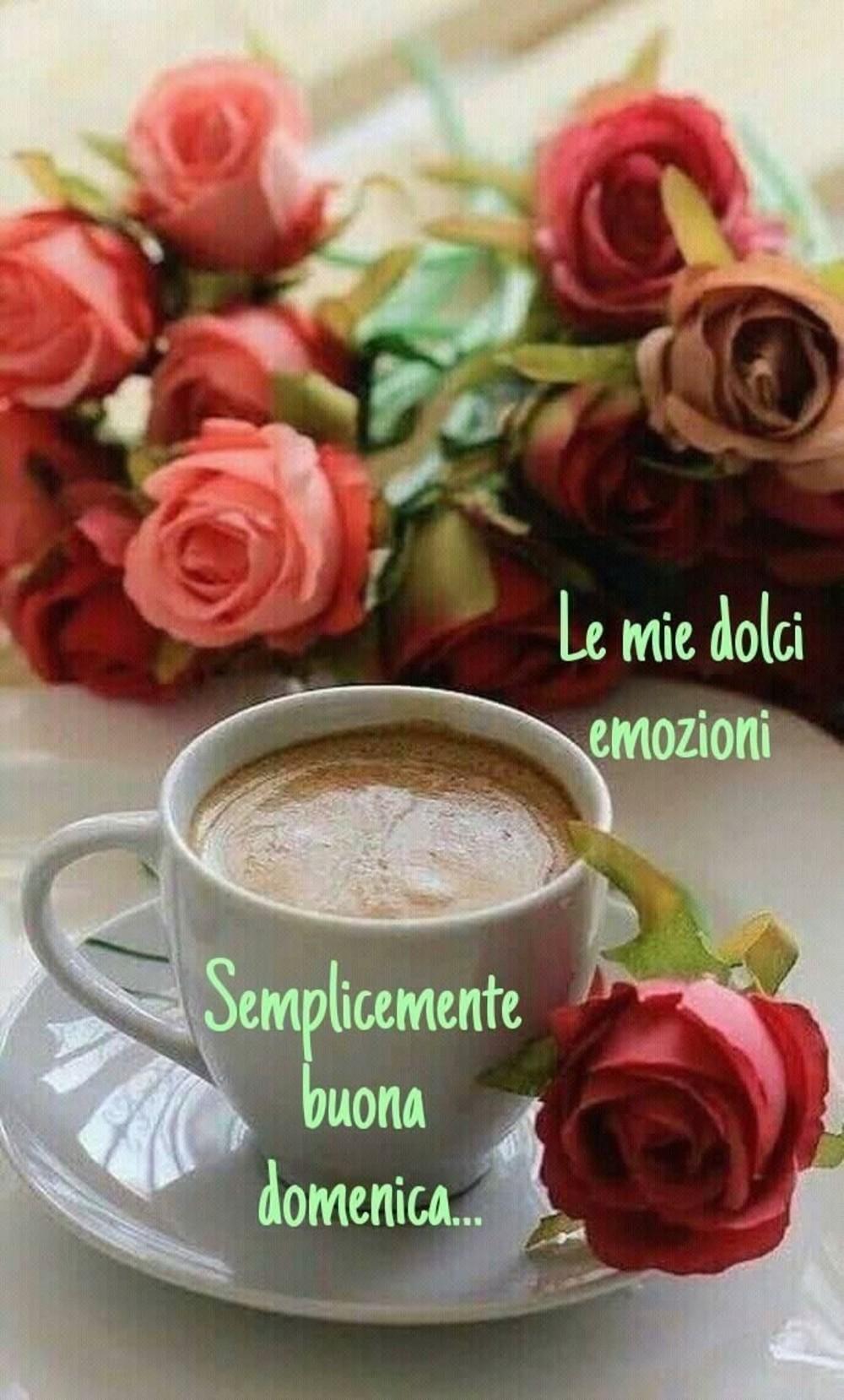 Immagini Buona Domenica Caffe 5 Fotowhatsapp It