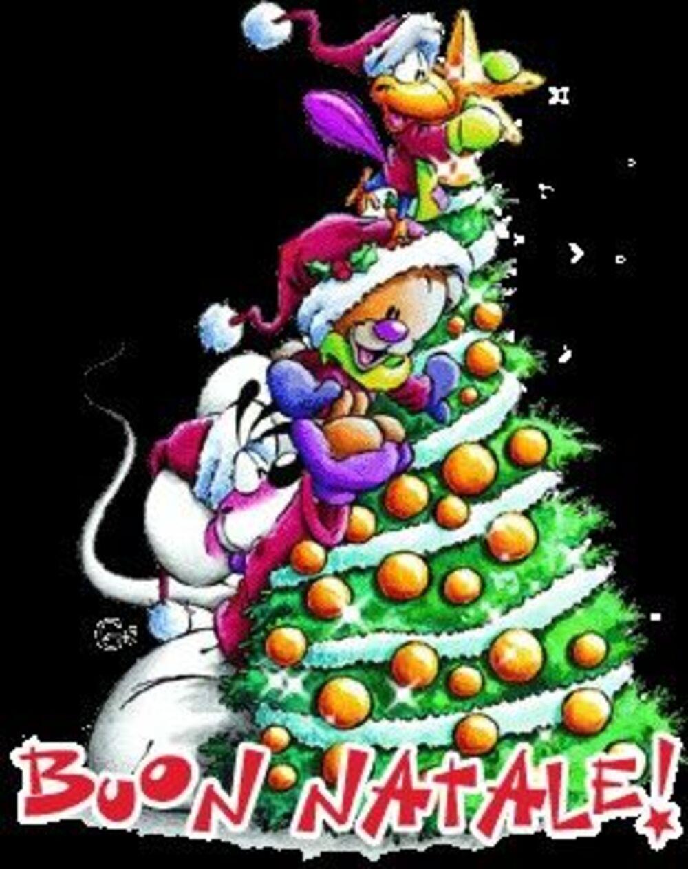 Buon Natale Immaigni diddle